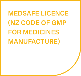Medsafe License | iMIX